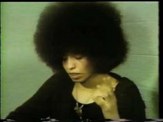 Nobody ever has or ever will rock a fro like Angela Davis!