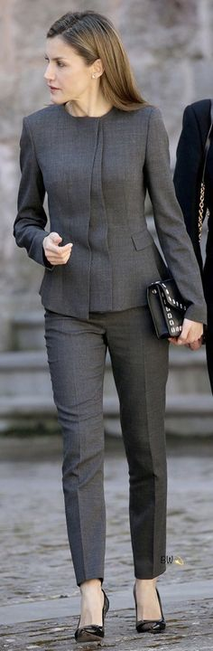 The business look of Lady Letizia