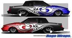 Art of Speed: 30 Brilliant Vinyl Car Wrap Designs