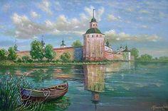 Kirillo-Belozersk Monastery  Oleg Kulagin
