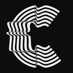 Letter c FOR @36daysoftype #36daysoftype #36days_c #design #letter #graphic #art #prespective #illustration #graphicdesign #art #typedesign #creativetype #graphic #poster #opticalillusion #typography
