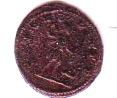 Roman Coin Claudius II Gothicus AD268-270 Ref D50 Rare,Good detail on both sides