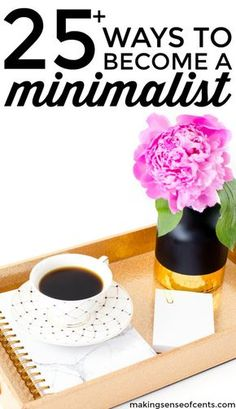 Are you looking to become a minimalist and start minimal living? This blog post will help you manage a minimalist wardrobe, a minimalist house, and more!