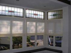 Luxaflex® introduceert nieuw montagesysteem TruFit™ - Nieuws - Wonen.nl Sunroom, Shutters, Ramen, Windows, Curtains, Modern, Inspiration, Net, Interior Ideas