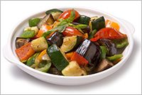 Try cooking this French classic for your family. It is a flavorful summer dish that uses vegetables commonly found at farmers markets. University of Minnesota Extension Center for Family Development.