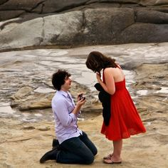 have proposal photographed and then use picture for save the dates! Propose Day Wallpaper, Free Wedding, Our Wedding, La Jolla California, Cute Love Stories, Wedding Planning Checklist, Event Planning, Amazing Weddings, Marriage Proposals