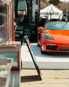 Mitten im Sport. Die neuen Porsche 718 Cayman und 718 Boxster Modelle. | Porsche Deutschland