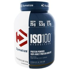 Dymatize Nutrition ISO•100 Hydrolyzed 100% Whey on #iHerb 41% + $5 OFF - Now $49.89 #RT Discount applied in cart
