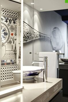 Andaz Amsterdam Prinsengracht Hotel by Marcel Wanders #Design #Amsterdam #Bathrooms #Amenities #Zenology