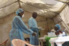 WHO kêu gọi bác sĩ toàn cầu về vùng dịch Ebola