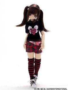Azone 1 6 Doll Excute Aika Wicked Style III Pure Neemo Japan New | eBay
