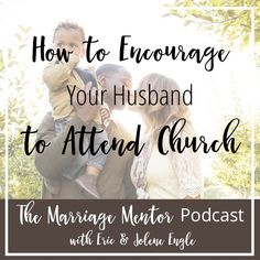 So you want your man to attend church with you. What wife wouldn't! But sometimes your guy might be resistant to your efforts. This is what one wife is dealing with in her marriage. Here's her story… Dear Jolene, Our marriage is completely on the rocks, in the natural. I told my husband I will [...]