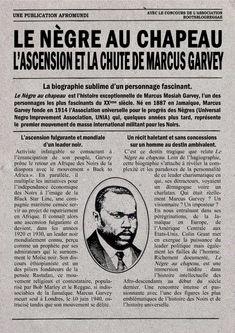 """Résultat de recherche d'images pour """"marcus garvey newspaper"""""""