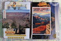TERESA COLLINS DESIGN TEAM: Arizona Adventure Mini Book - with Julie
