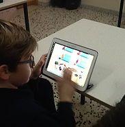 didattica digitale e uso del tablet