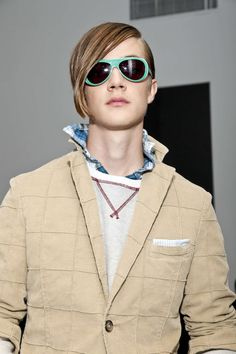 Gant By Michael Bastian Autunno/Inverno 2012 New York Menswear