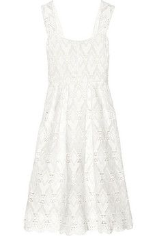 Maje Randy macramé lace dress | NET-A-PORTER