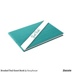Brushed Teal Guest B