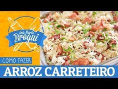 COMO FAZER ARROZ CARRETEIRO | Receitas que brilham | Ana Maria Brogui #242 https://retornosms.com.br/receitas/como-fazer-arroz-carreteiro-receitas-que-brilham-ana-maria-brogui-242/