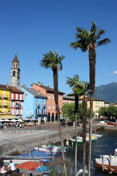Ascona, Canton of Ticino, Switzerland