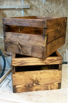 Tehtud tööd | Pirrukastid - puidust sisustuskastid, kinkekastid ja tootepakendid