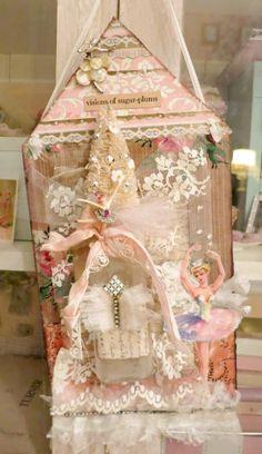 Karla' s Cottage - Sugarplum Fairy Collage