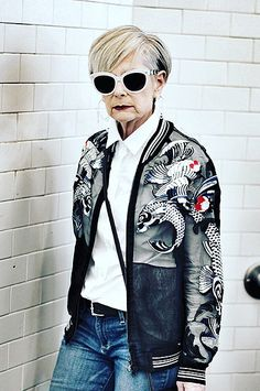 63-летняя Лин Слейтер: Accidental Icon / Fashion блоги / ВТОРАЯ УЛИЦА