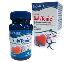 SalvTonic 60 Capsules Cardiovascular Health, Juice Bottles, Drinks, Food, Products, Drinking, Beverages, Drink, Meals