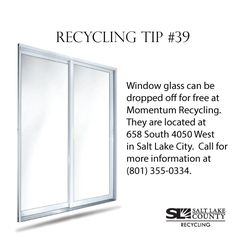 #RecyclingTip No. 39