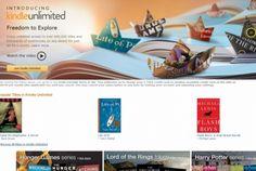 Amazon acidentalmente revela serviço de assinatura de e-books