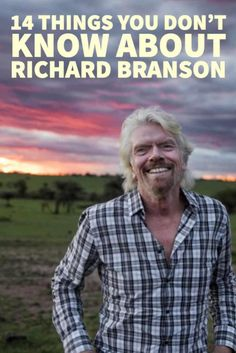 The Fabulous and Eccentric Life of Sir Richard Branson