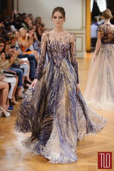 Zuhair Murad 2013 fall couture collection