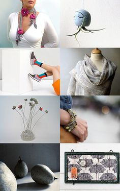 Something Grey by Federica Messina on Etsy--Pinned with TreasuryPin.com