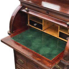 18 best victorian cylinder desks images in 2019 antique furniture rh pinterest com