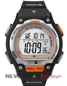 981ed63fb384 Relógio TIMEX IronMan Shock 30 Lap T5K582 Relogio Timex
