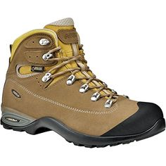 Asolo Tacoma GV Hiking Boot  Womens Alpaca 100 ** Read more reviews of the product by visiting the link on the image.(This is an Amazon affiliate link and I receive a commission for the sales)
