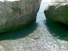 Η τρίτη παραλία στο Μούρο, το Ψαθί! Για τους λάτρεις του γυμνισμού!