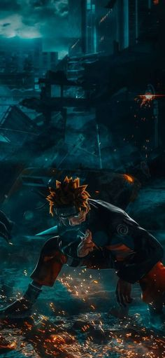 Naruto Wallpapers For iPhone | Naruto Uzumaki Wallpapers Aesthetic | Naruto Anime | iGeeksBlog