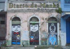 *** Ruins & Graffiti *** - Recife, Pernambuco