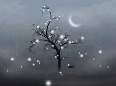 swing in the moon light