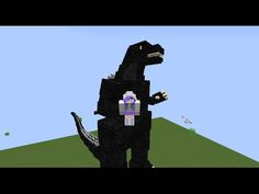 Minecraft - 1.7.10 Mod review - Godzilla mod - YouTube