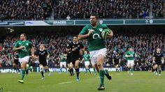 Rob Kearney - Ireland #Rugby #AutumnInternationals