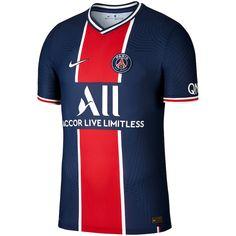 Maillot PSG Domicile Vapor Match 20/21 140 € Taille M Neymar Jr, Lucas Moura, Maillot Paris Saint Germain, Champions, Football Shirts, Men's Football, One Team, Custom Shirts, Sports