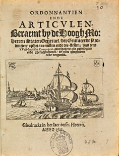 Sinds het begin van de handel overzee zijn er ideeën voor een compagnie die de handel op West-Afrika en Noord- en Zuid-Amerika onder haar hoede moet nemen. Op 3 juni 1621 wordt de West-Indische Compagnie naar voorbeeld van de VOC opgericht.