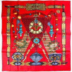 Hermès Tibet by Caty Latham