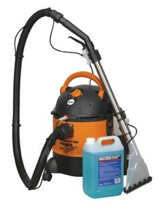 how to use vax powermax carpet washer