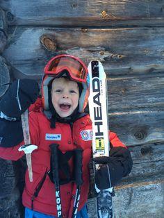 Alpinski Barn - slalomski barn - slalåmski barn