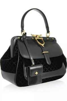 Gucci...it's almost like a Drs bag