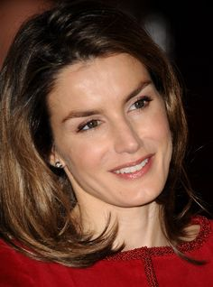 Queen Letizia of Spain Photos Photos - Princess Letizia of Spain attends the annual Foreign Ambassadors Reception, at The Royal Palace on January 15, 2008  in Madrid, Spain.  (Photo by Carlos Alvarez/Getty Images) * Local Caption * Princess Letizia - Spanish Royals Attend Zarzuela Palace
