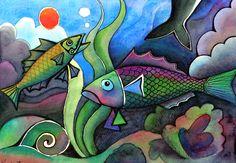 under the sea by karincharlotte